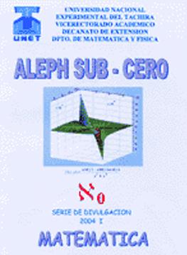 Aleph Sub Cero