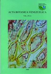 Acta Botánica Venezuélica