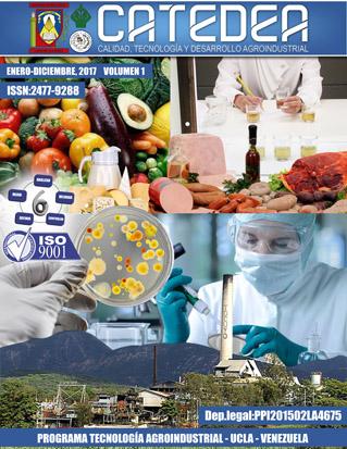 CATEDEA. Calidad, Tecnología y Desarrollo Agroindustrial
