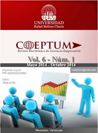 COEPTUM. Revista Electrónica de Gerencia Empresarial