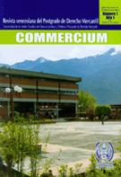 COMMERCIUM. Revista Venezolana del Postgrado de Derecho Mercantil