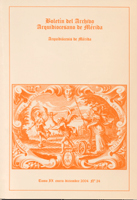 Boletín del Archivo Arquidiocesano de Mérida