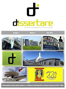 DISSERTARE. Revista de Investigación en Ciencias