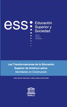 Revista Educación Superior y Sociedad
