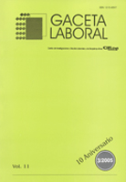 Gaceta Laboral