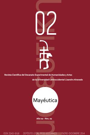 Mayéutica - Revista Científica de Humanidades y Artes