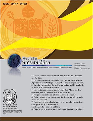 Revista Onstosemiótica