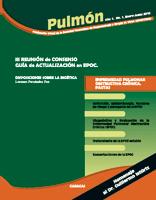 Pulmón. Publicación Oficial de la Sociedad Venezolana de Neumonología y Cirugía de Torácica (SOVETORAX)
