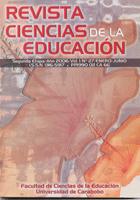 Revista Ciencias de la Educación