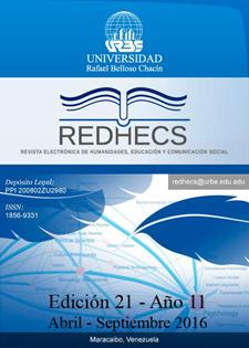 REDHECS. Revista Electrónica de Humanidades, Educación y Comunicación Social