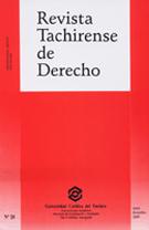 Revista Tachirense de Derecho