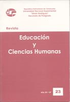 Revista Educación y Ciencias Humanas