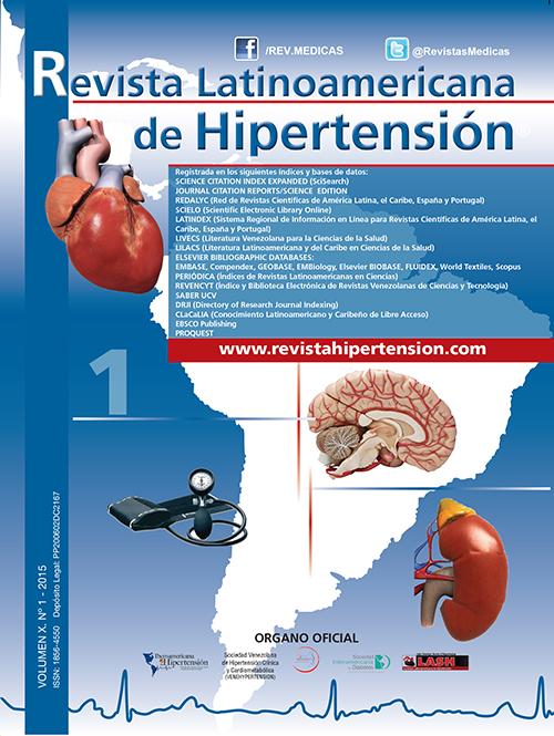 Revista Latinoamericana de Hipertensión