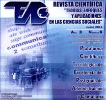 Revista Científica Teorías, Enfoques y Aplicaciones en las Ciencias Sociales