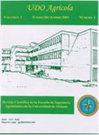 Revista Científica UDO Agrícola